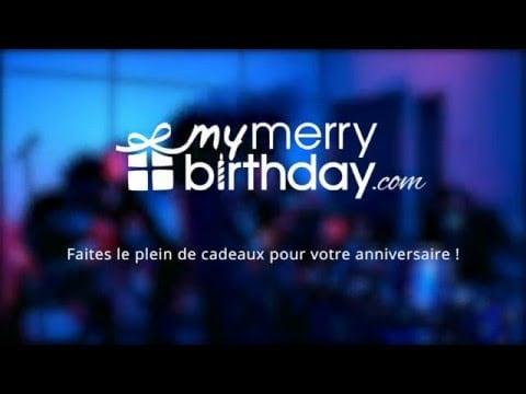 Focus membres : MyMerryBirthday