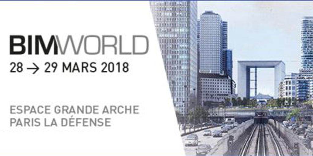 BIM World 2018