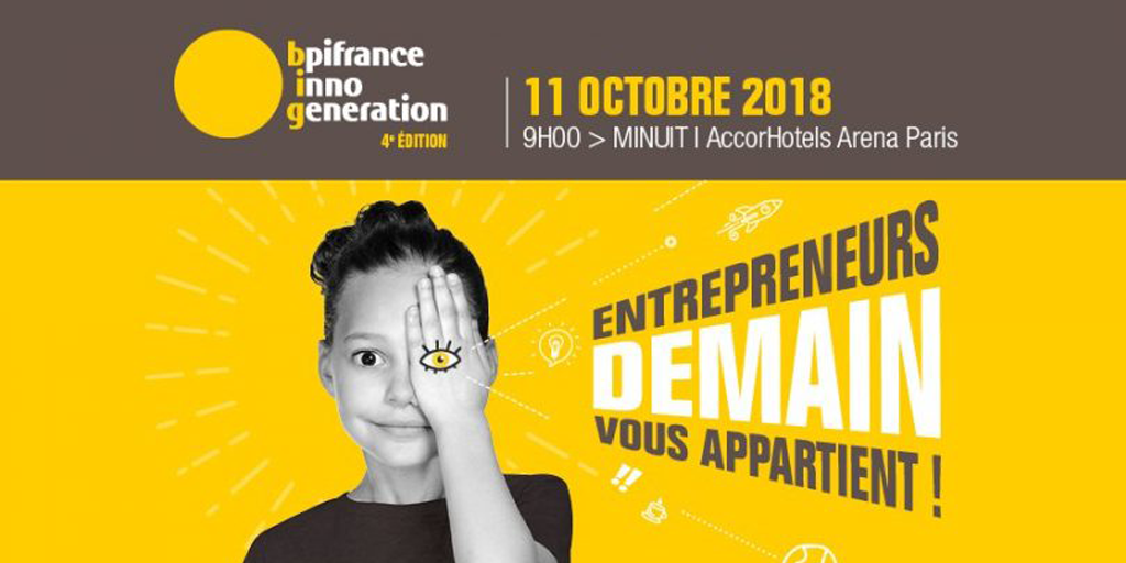 BPIFrance Inno Generation with #NWX