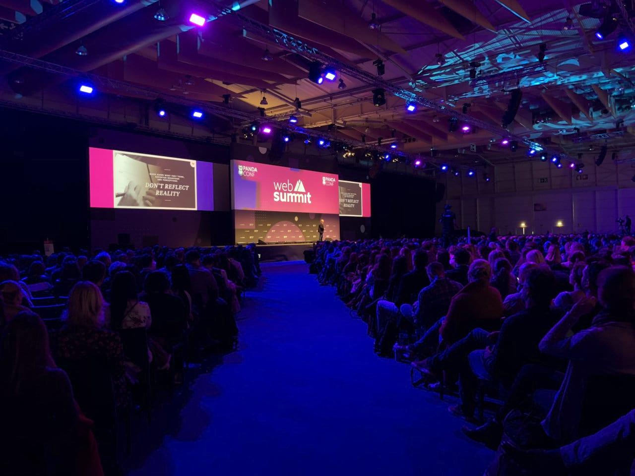 """Web Summit 2018 – Debrief jour #1 : """"Quel meilleur web pour demain ?"""""""