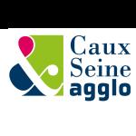 Logo de Caux Seine Agglo