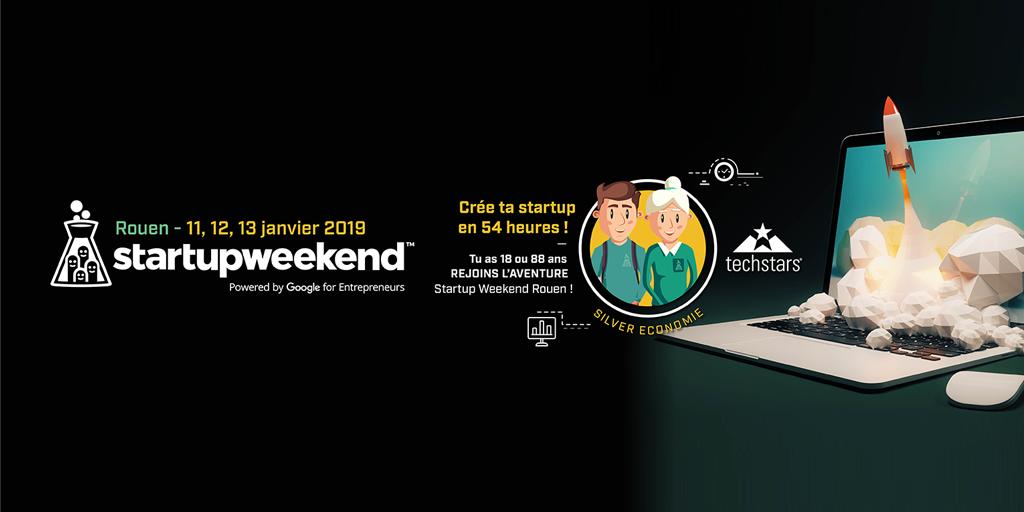 Startup Weekend Rouen 2019