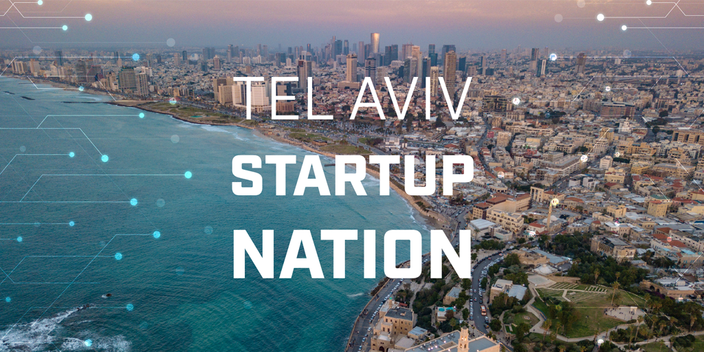 Expédition NWX : Startup Nation israëlienne