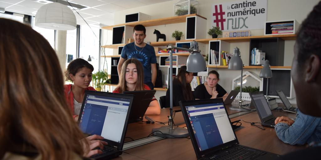 Wi-Filles, une action qui met en lumière les futures femmes de talent