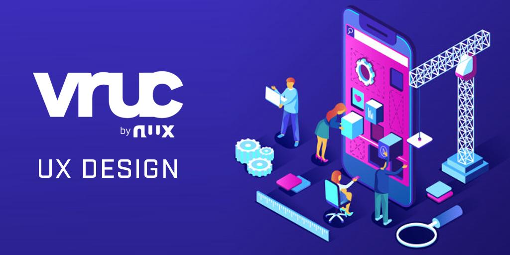 VRUC UX Design avec Bear Studio