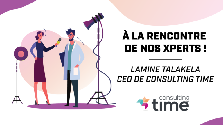 Interview vidéo nwx - Lamine Talakela - Consulting Time