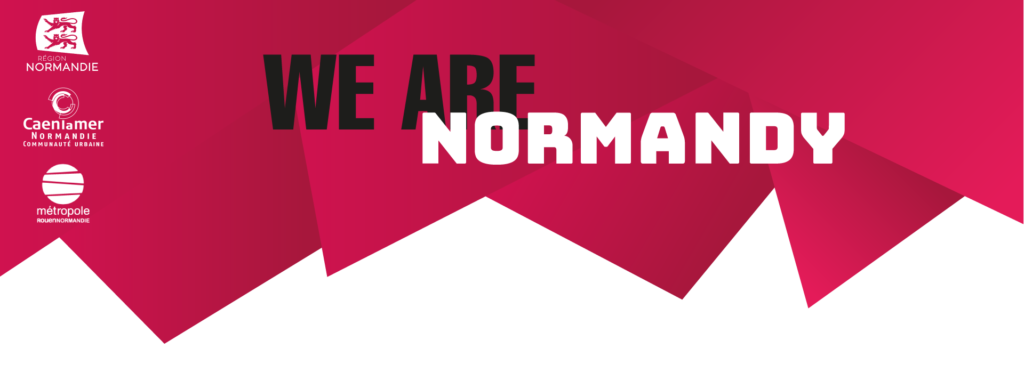 Banniere Vivatech 2020 We are Normandy