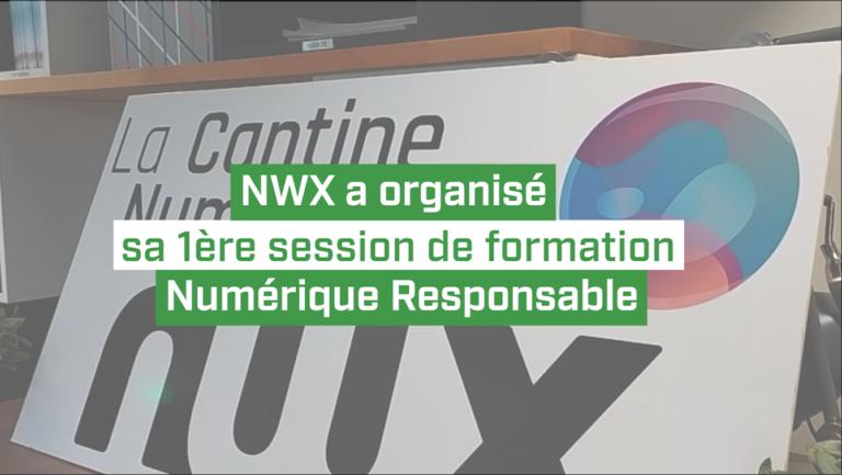 Miniature de la vidéo Formation Numérique responsable by NWX