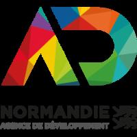 Logo de l'Agnece de Développement Normandie