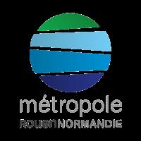 Logo de la Métropoloe Rouen Normandie